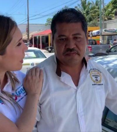 Atenea Gómez pide tregua para frenar cobro de tenencia