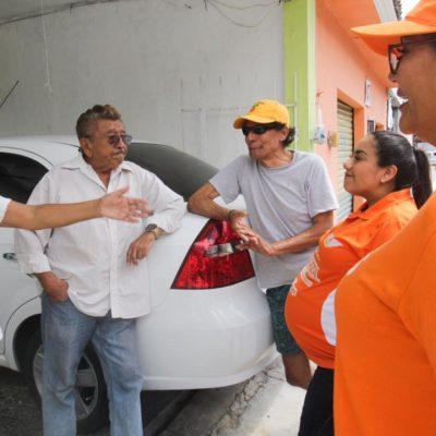 Es urgente reactivar las casetas de policía en todo Cancún, reitera Abi Andueza