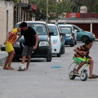 Propondrá Abi Andueza actividades extraescolares en domos y parques de Cancún