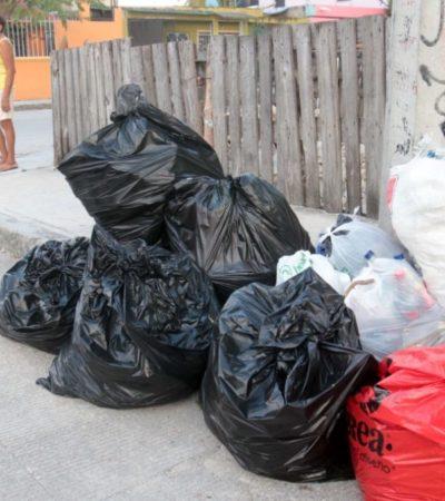 Urge revisar el contrato de recolección de basura porque la ciudadanía exige servicios públicos de calidad, dice Abi Andueza