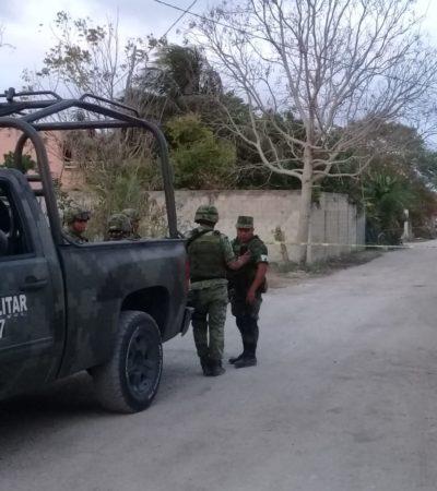 Asesinan a joven en la Región 227 de Cancún