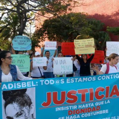 Dan de alta a Addisbel, víctima de intento de feminicidio; aún con secuelas espera justicia, su agresor continua prófugo