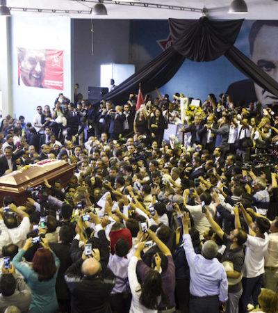 CARTA PÓSTUMA DE ALAN GARCÍA: Dejó su cadáver como 'muestra de desprecio' a sus adversarios