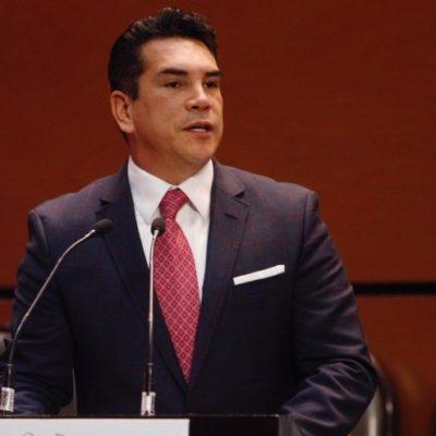 Cancelación de ZEE en Campeche dejaría pérdidas por 3 mil 600 mdd, advierte Alejandro Moreno