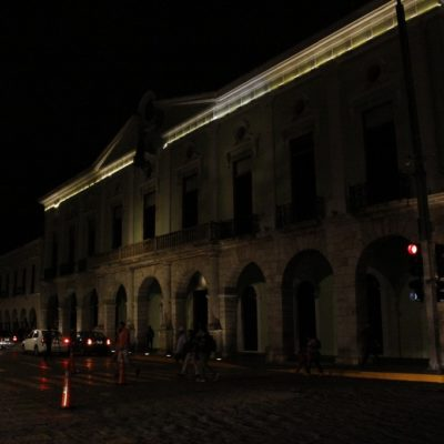Insinúa AMLO que apagones en la Península de Yucatán pudieron haber sido provocados por sabotaje
