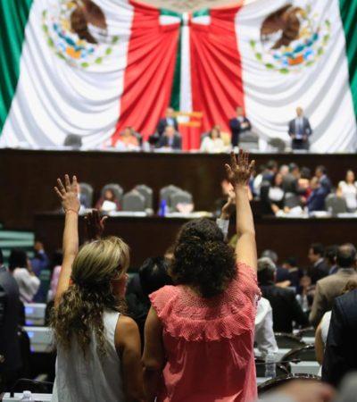 Logran morenistas y aliados aprobar nueva reforma educativa que deroga la de Peña; PAN vota en contra
