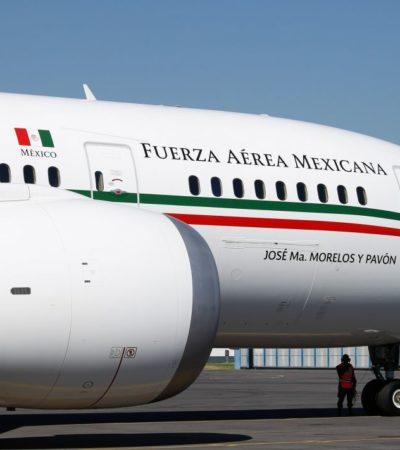 Cuenta ya avión presidencial con 14 intenciones de compra de 8 países según Banobras