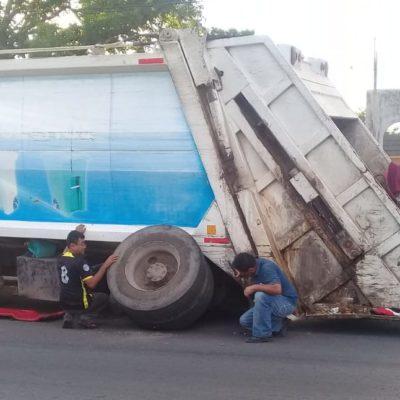 Rescinden contrato a empresa basurera en OPB