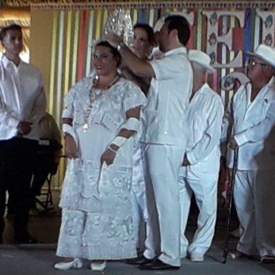 FOTOS | Festival de El Cedral cumple 171 años en Cozumel; Sergio Mayer encabeza acto inaugural