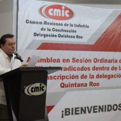 Extorsionadores usan bases de datos de gobierno, denuncia dirigente de la CMIC