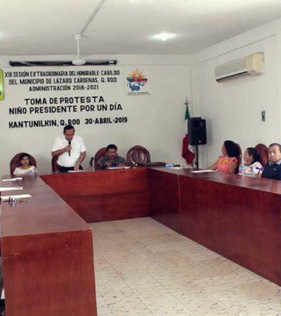 Regidores que denunciaron a Nivardo Mena guardan silencio durante sesión de Cabildo