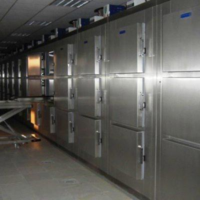 FOSAS DE TERROR: Adquiere Veracruz dos frigoríficos con capacidad para hasta 400 cadáveres