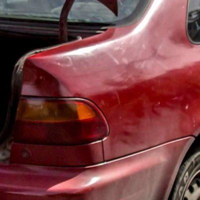 HORROR EN BAJA CALIFORNIA: Conductora de 17 años transportaba los cadáveres de sus padres en la cajuela