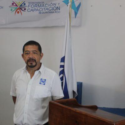 Ser del mismo partido que el gobernador no impacta a favor o en contra, estamos enfocados en las campañas, dice el PAN-Solidaridad
