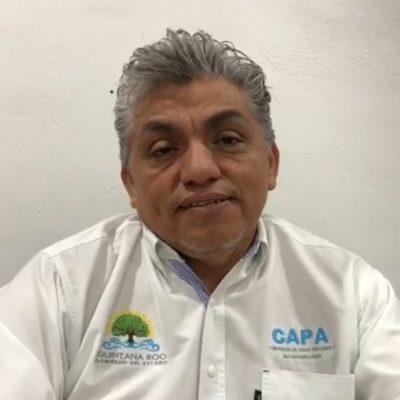 """""""CAPA siempre ha estado en la mejor disposición de atender, pero no contamos con pipas"""", reconoce Carlos Pérez sobre situación de comunidades de José María Morelos"""