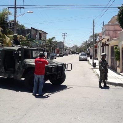 CATEA FGR DOMICILIO EN COZUMEL: Trasciende detención de 4 personas presuntamente relacionada con la venta de drogas