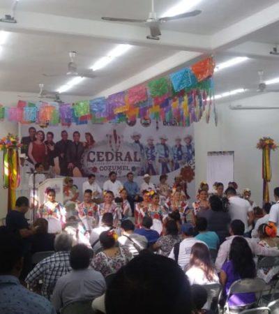 Los Ángeles Azules y Bronco se presentarán en la Feria del Cedral en Cozumel