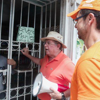 A 49 años, el crecimiento de Cancún está desbordado, advierte 'Chacho' Zalvidea