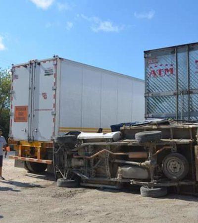Fallece adolescente en carretera Escárcega-Champotón