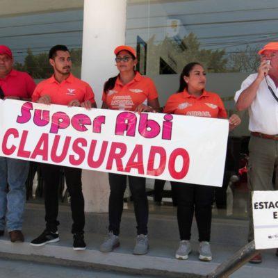 Con clausura de oficinas del Congreso, piden candidatos de Movimiento Ciudadano destitución de Capella