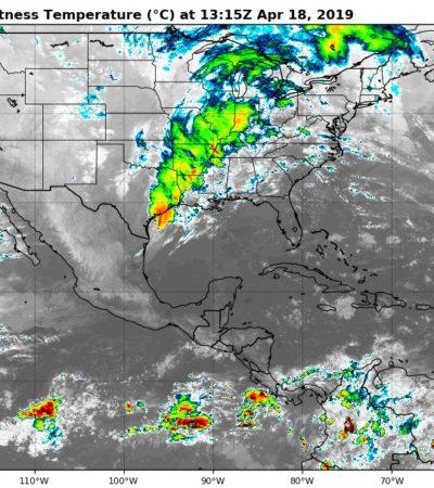 PRONÓSTICO DEL CLIMA: Jueves caluroso con algunos nublados; mañana por la tarde arriba el frente frío