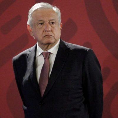 'CORRUPCIÓN, LA NUEVA PESTE DEL MUNDO': Lamenta AMLO suicidio de expresidente peruano relacionado con Odebrecht