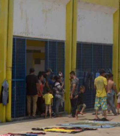Detiene el INM a supuesto médico cubano que lidera caravana migrante en Chiapas