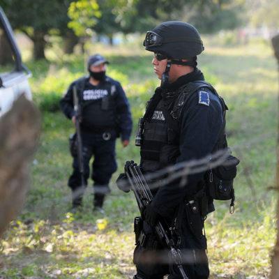 Abandonan cuatro cuerpos embolsados en zona montañosa de Veracruz
