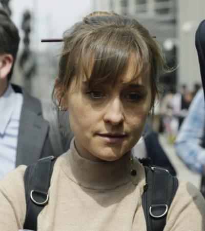 Acepta culpabilidad actriz de Smallville; reclutaba mujeres para secta sexual con presencia en México
