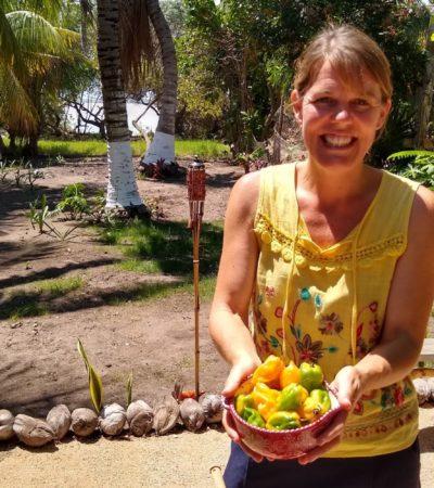 Una inglesa y un veracruzano pusieron a El Cuyo, Yucatán, en el mapa del turismo internacional