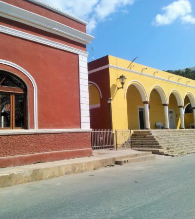 Se desprende Dzitbalché de Calkiní; suma Campeche su municipio número 13