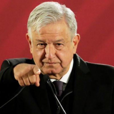 Apuesta AMLO por 'decretazos' para controlar las acciones del gobierno federal