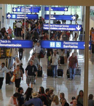 Extranjeros entran a Cancún como turistas y se desplazan a la CDMX a cometer robos a casa habitación; luego, vuelven a disfrutar de la playa