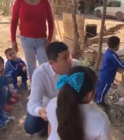 'TIENE OBESIDAD ESPANTOSA, HORRIBLE': Sancionarán a alcalde sinaloense por 'bullear' a menor