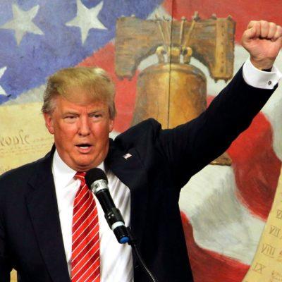 'KEEP AMERICA GREAT': Anuncia Donald Trump su eslogan para comicios de 2020