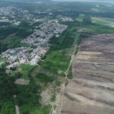 Critica Coparmex la opacidad del gobierno federal en contratos para Tren Maya y Dos Bocas