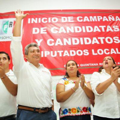 """""""LOS CIUDADANOS ESTÁN CANSADOS DE LAS MENTIRAS DE SIEMPRE"""": Enoel Pérez inicia campaña recorriendo regiones del Distrito 7 de Cancún"""