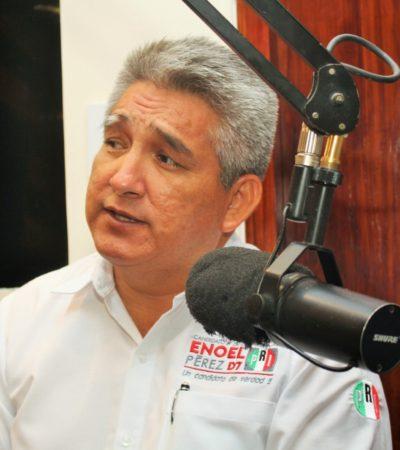 Plantea Enoel Pérez nuevas leyes de sustentabilidad para frenar devastación de desarrolladoras de vivienda en Cancún