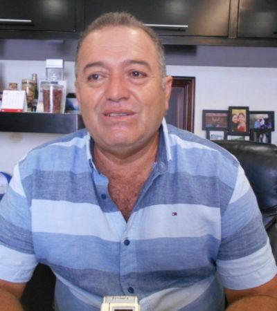"""""""Si Uber entra a operar a Cancún es ilegal y la autoridad tiene la obligación de aplicar las leyes"""", asegura Erasmo Abelar, dirigente taxista de Cancún"""