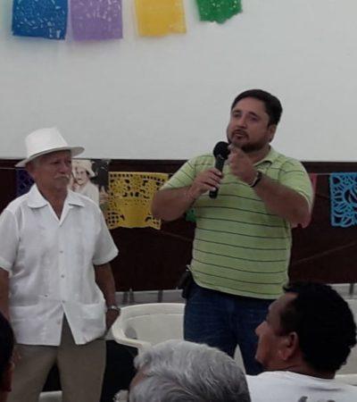 Estallan ejidatarios de Cozumel contra Gabriela Angulo por la feria de El Cedral… ¡y la vetan para el baile!