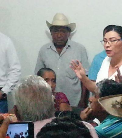 Ejidatarios de Calderitas acuden a la Procuraduría Agraria para iniciar el proceso de impugnación de la última asamblea