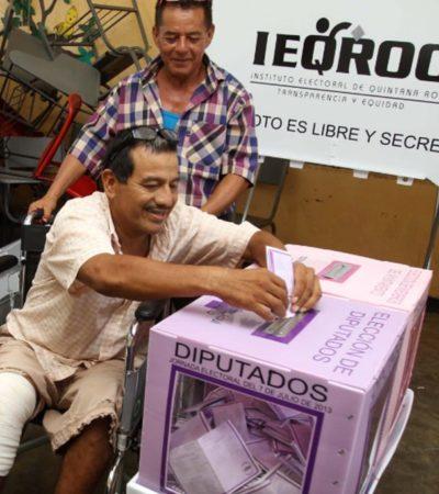 Alista Coparmex presencia de observadores en proceso electoral en Quintana Roo