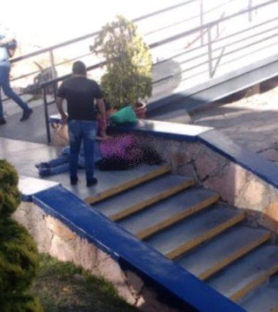 Ejecutan a una estudiante en universidad de Zacatecas; otro joven muere cuando era detenido por 'sospechoso'