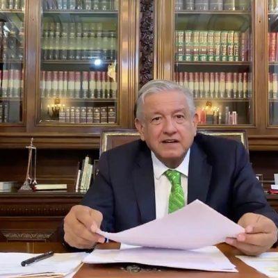 VIDEO | Firma López Obrador memorándum para cancelar la reforma educativa de Peña Nieto