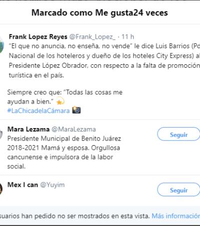 Rompeolas: Desafía 'Frank' López a la 4T