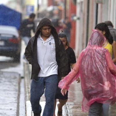 Frente frío ingresaría este fin de semana a la Península de Yucatán