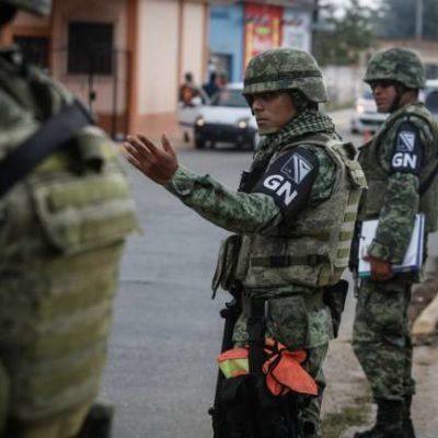 Revertirán violencia en Veracruz con GN, asegura Cuitláhuac García y acusa décadas de abandono