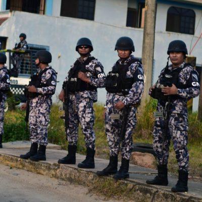 Asesta Guardia Nacional 'primer golpe' a delincuencia; rescata a menor secuestrado en Veracruz