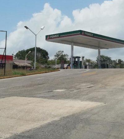 Gasolina en JMM no baja porque concesionarios no quieren: taxistas