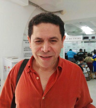 Instalación de la dirección del PES QR y su comisión política estatal se hará después de las elecciones, asegura Greg Sánchez